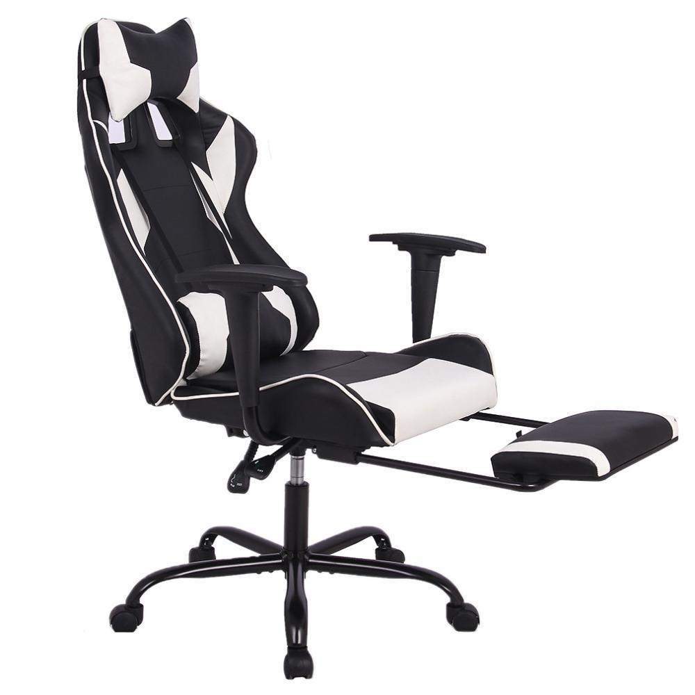 New High Back Racing Style Chair Ergonomic Swivel Office Desk Gaming