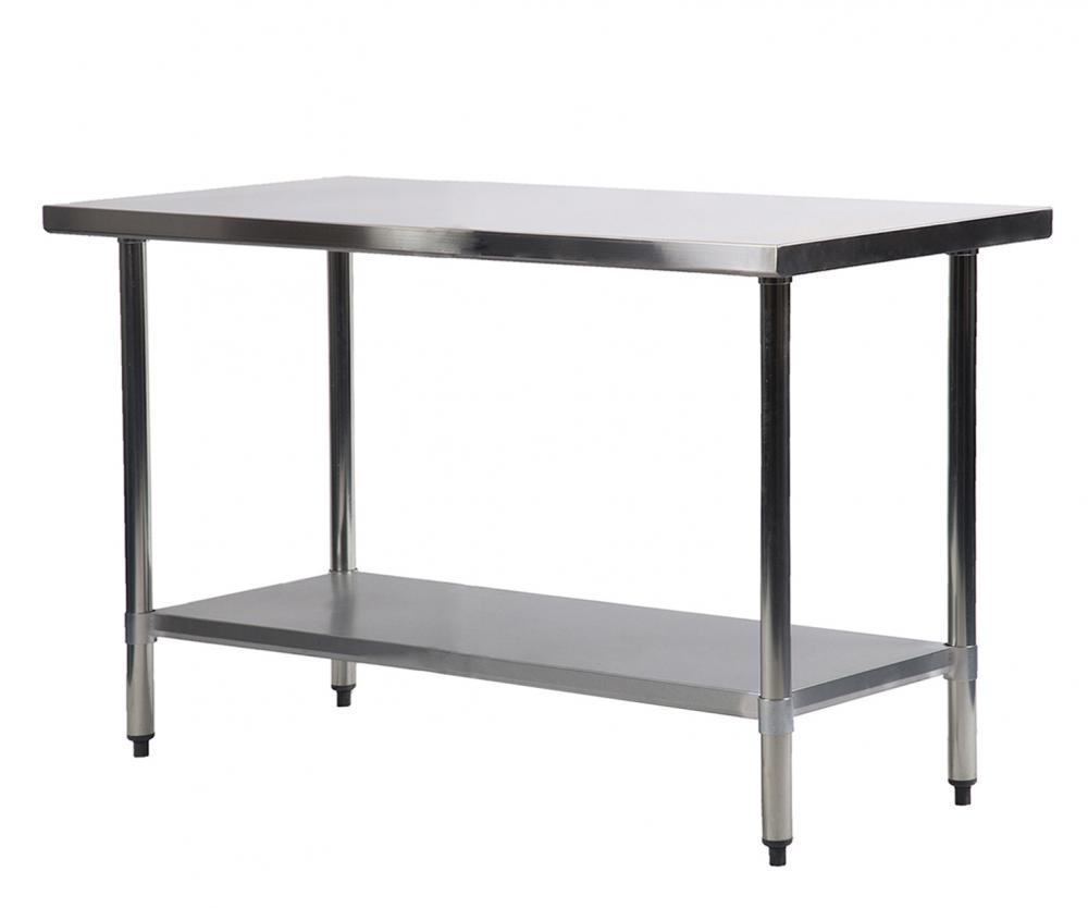 24 Quot X 48 Quot Stainless Steel Kitchen Work Table Commercial