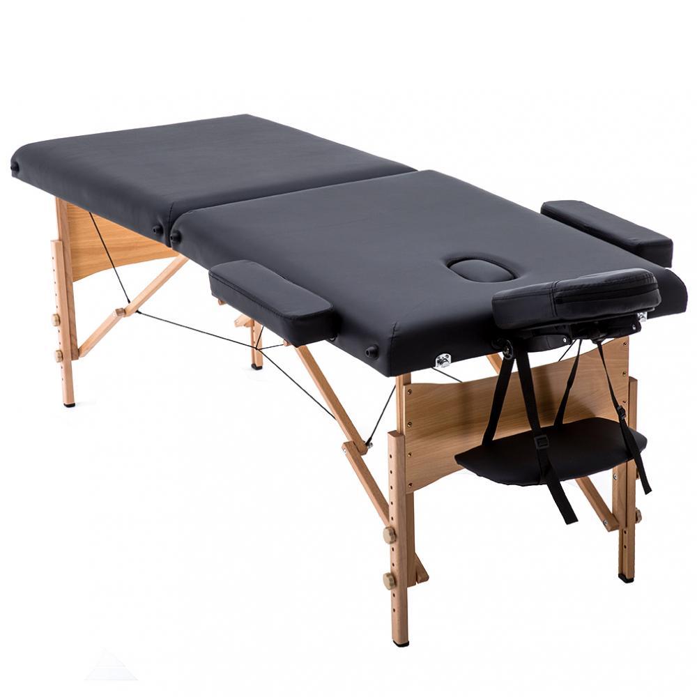 Sleeping portable facial bed or table