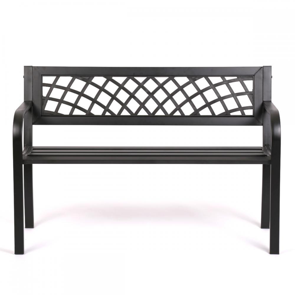 Patio Park Garden Bench Porch Path Chair Outdoor Deck