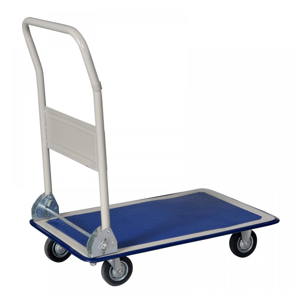 New 330lbs Platform Cart Dolly Folding Foldable Moving