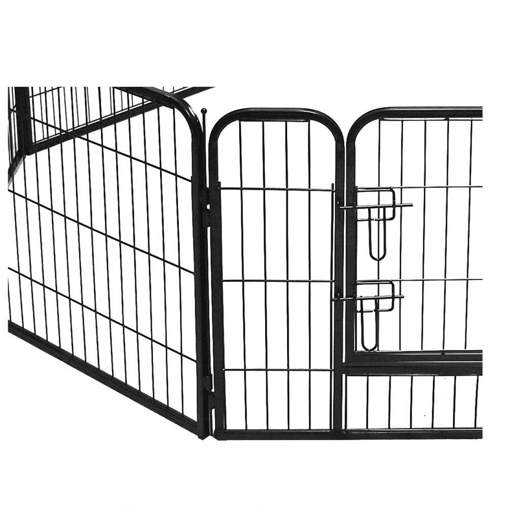 bestpet hammigrid 32 u0026quot  8 panel heavy duty pet playpen dog exercise pen cat fence