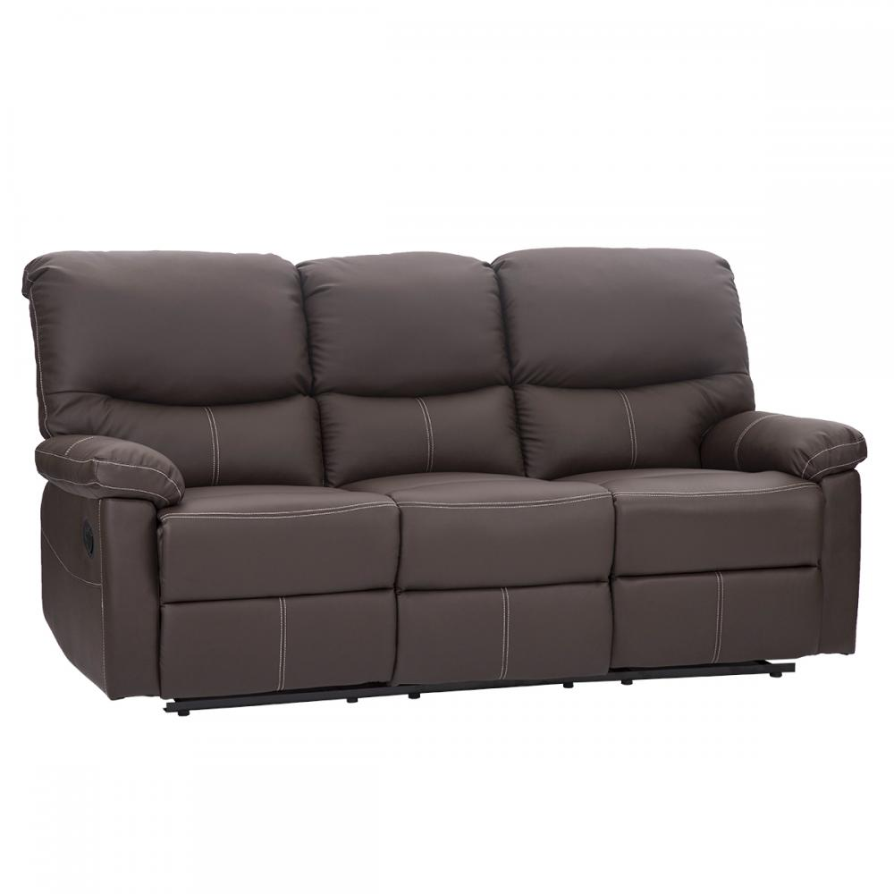 New Loveseat Chaise Couch Recliner Sofa Chair Leather