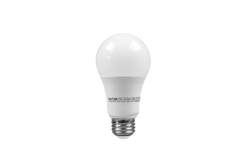 New 60 Watt Equivalent SlimStyle A19 LED Light Bulb Soft White ...