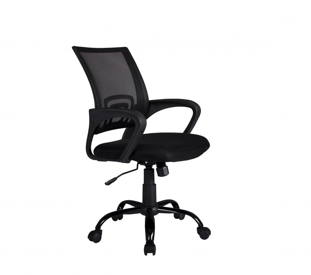 Black Ergonomic Mesh Computer Office Desk Midback Task