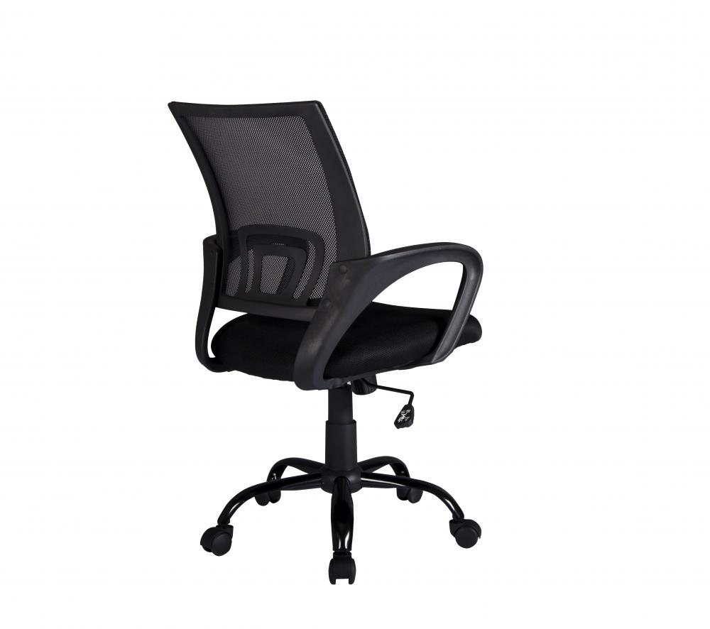 Black Ergonomic Mesh Computer Office Desk Midback Task