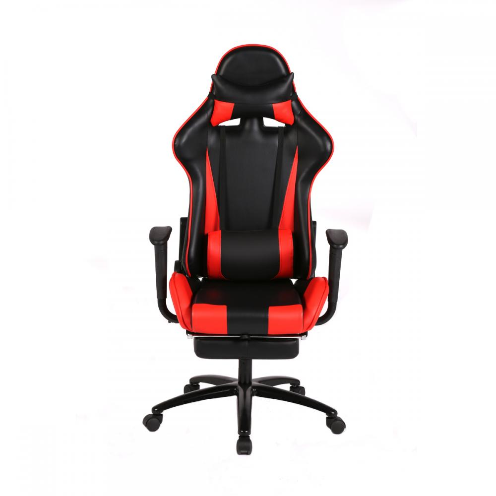 Red Racing Gaming Chair High Back Computer Recliner Office