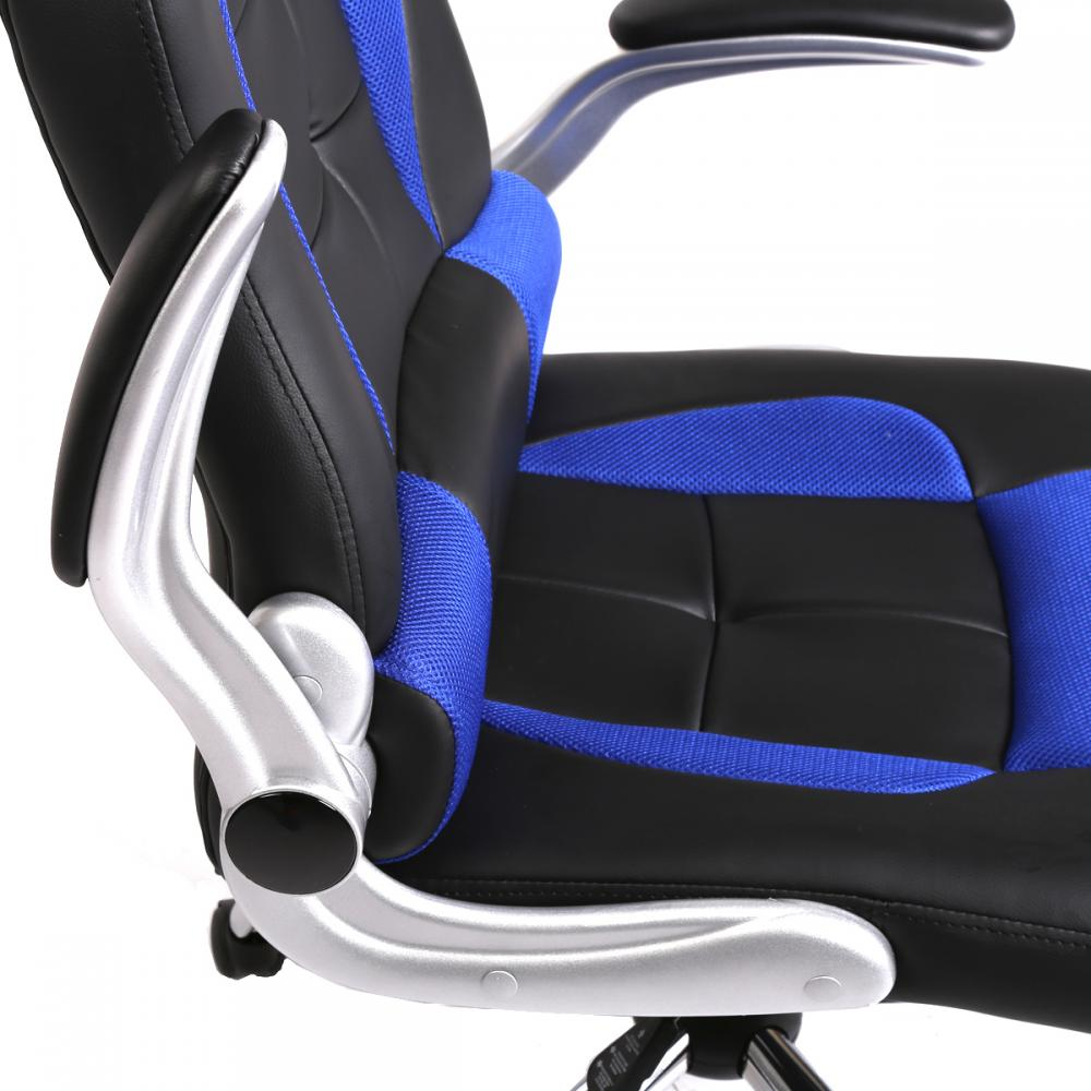 New High Back Racing Car Style Bucket Seat Office Desk Chair Gaming Chair C55  sc 1 st  eBay & High Back Racing Office Chair Recliner Desk Computer Chair Gaming ... islam-shia.org