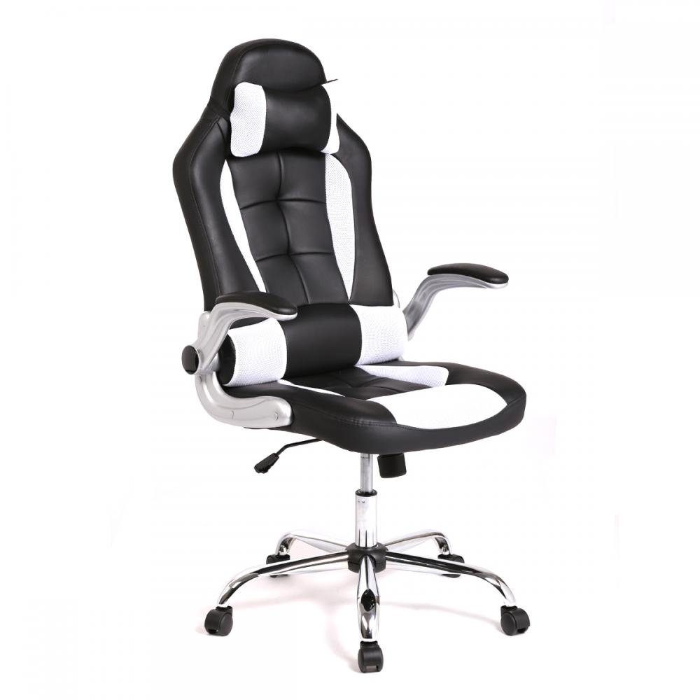 racing seat office chair new high back race car style seat office desk chair 29623