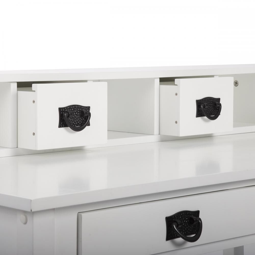 contemporary desks for home office. White Writing Contemporary Desk Home Office Furniture Wood Drawers Storage 29 Desks For
