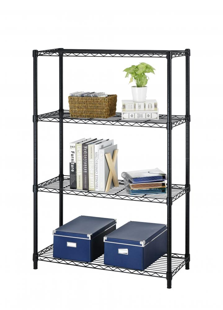 36 Quot X14 Quot X54 Quot 4 Tier Layer Shelf Adjustable Steel Wire Metal