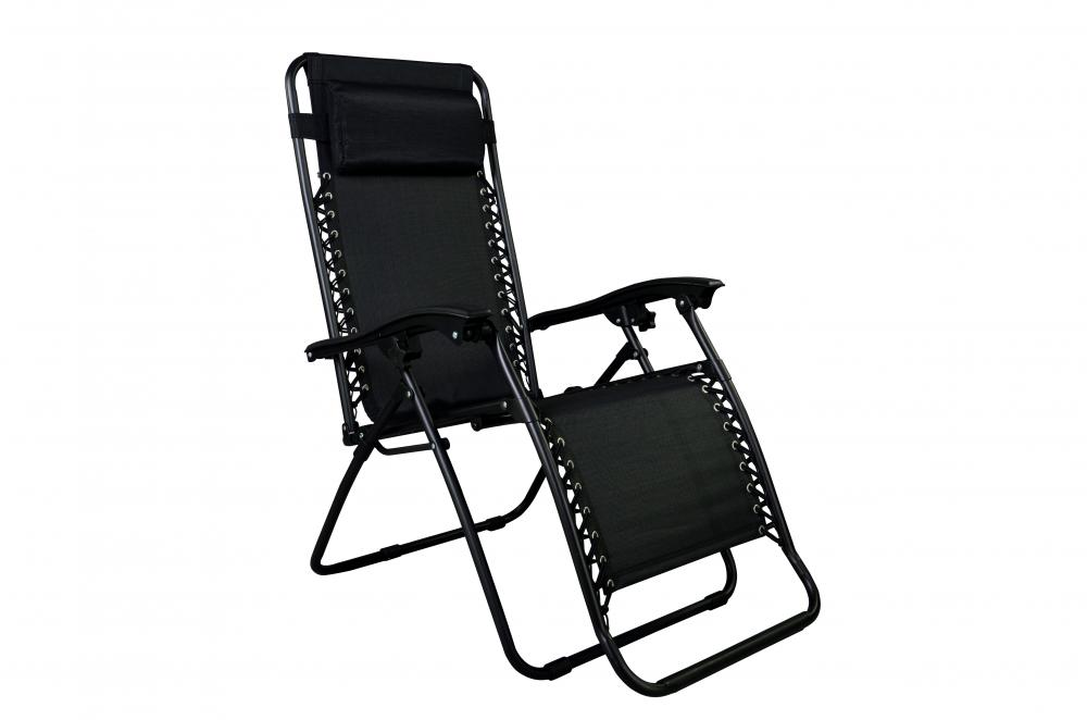 Zero Gravity Chair Lounge Recliner Outdoor Beach Patio