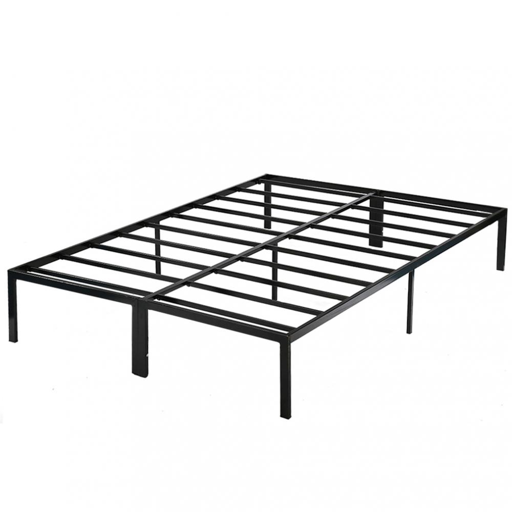 Bed Frame Platform Bed Frame Full Metal Base Mattress