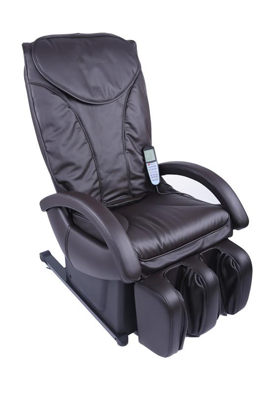 Amazing New Full Body Shiatsu Massage Chair Recliner Bed EC 69