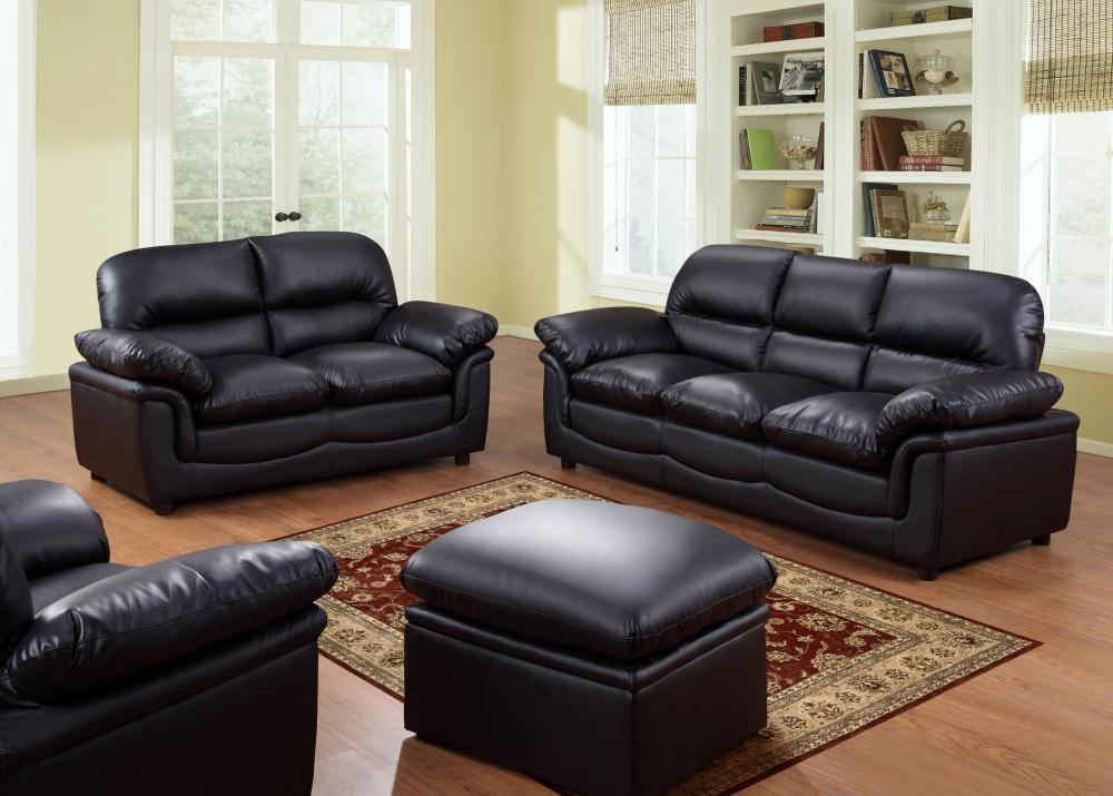 Nice Verona Leather Sofas Suite 3+2+1+stool 3 Colours Sofa Set FREE DELIVERY 7  DAYS Awesome Ideas