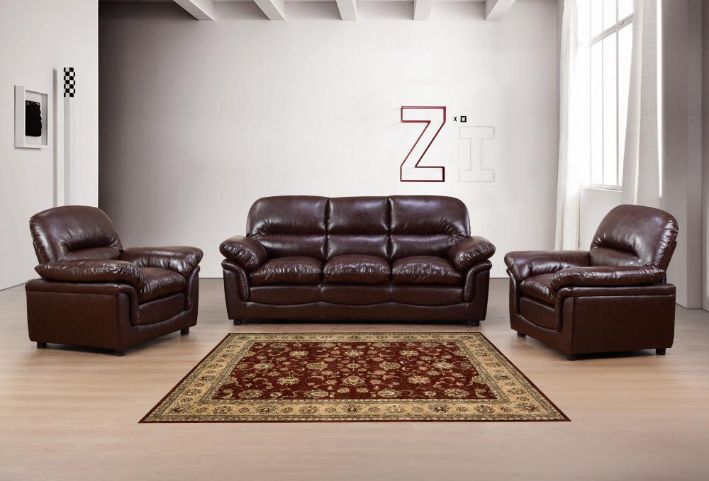 verona leather sofas suite 3 2 1 stool 3 colours sofa set free delivery 7 days ebay