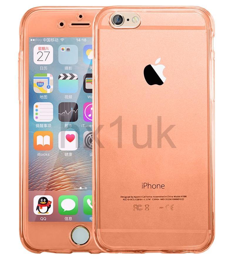360 silicone case iphone 7