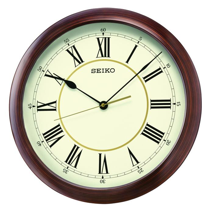 Seiko Large Wall Clock Qxa598a Rrp 163 70 00 Our Price 163 62 95