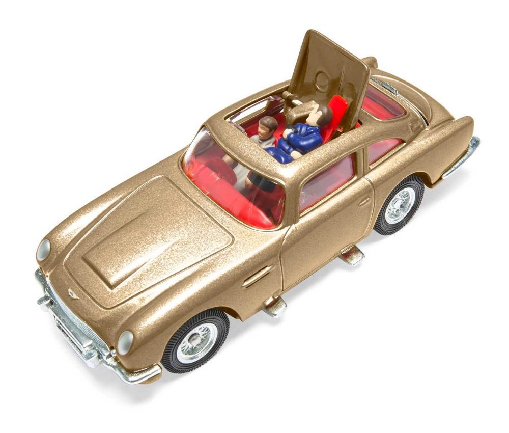 Corgi Aston Martin GOLD DB5