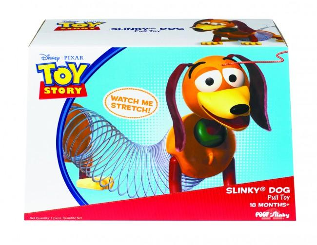disney pixar toy story slinky hund zum ziehen spielzeug 18 monate ebay. Black Bedroom Furniture Sets. Home Design Ideas