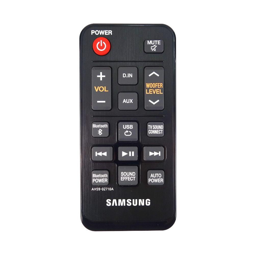 new genuine samsung ah59 02710a soundbar remote control. Black Bedroom Furniture Sets. Home Design Ideas