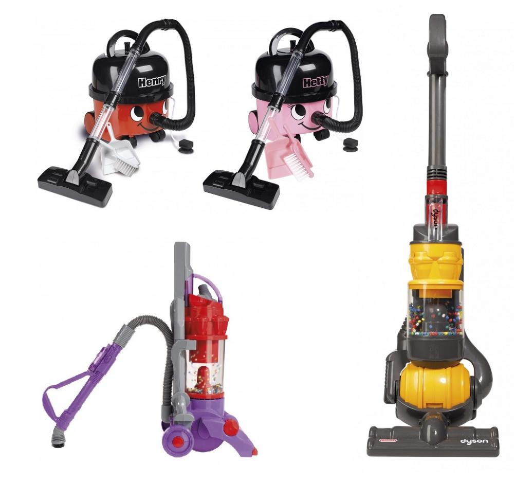 Casdon Toy Vacuum Cleaners Hoovers