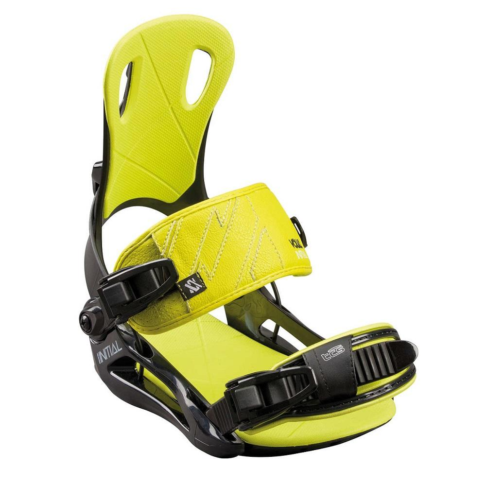 2016 Volkl Straptec Initial Lime XL Men's Snowboard