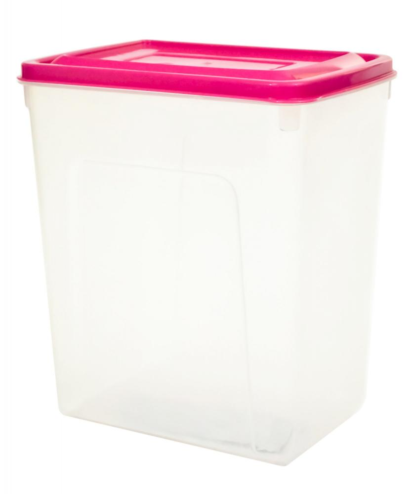 plastic storage boxes for kitchen royle home 6lt rectangular plastic kitchen food storage 7505