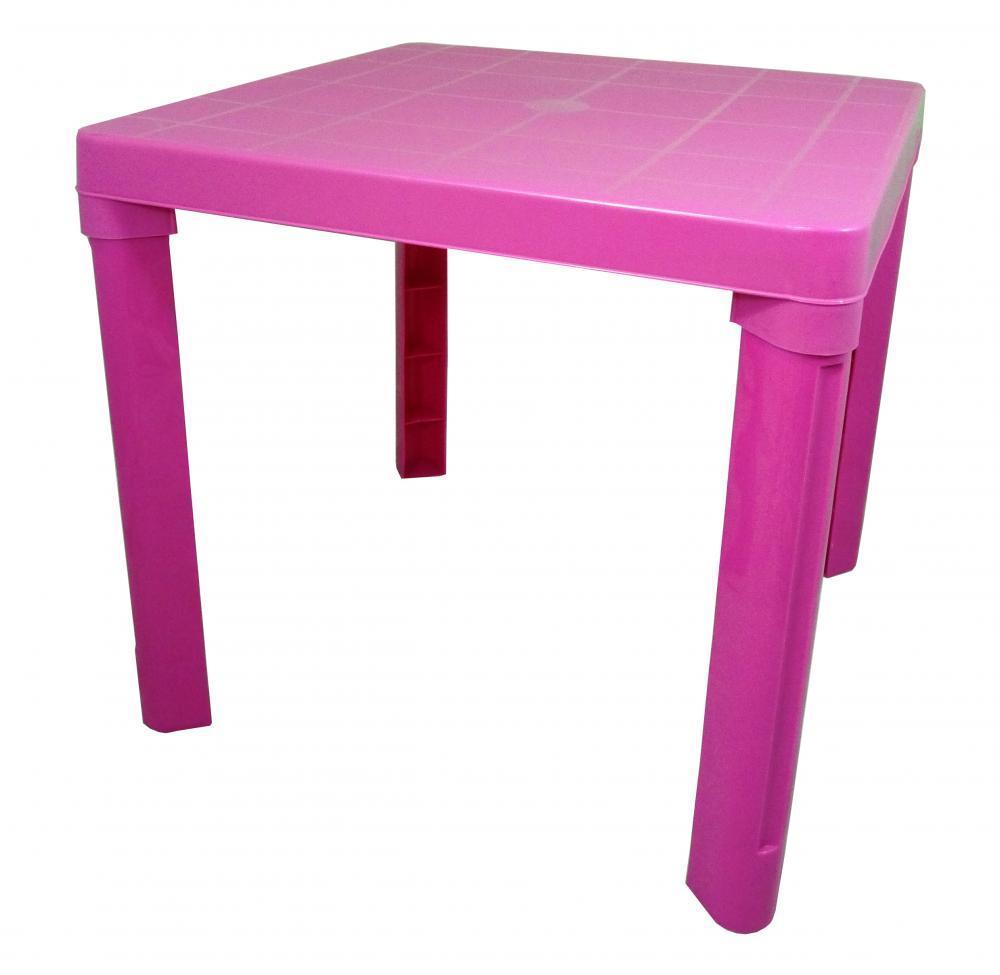 Kids Children Plastic Folding Foldable Table Ebay