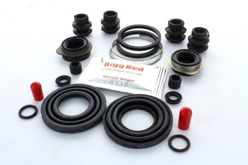 for Mazda 6 2002-2012 GG GY GH Rear Brake Caliper Repair seal Kit 3628S