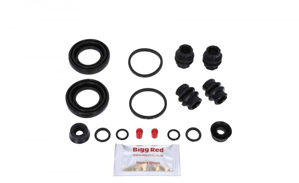 vw golf mk4 1 8 t gti 2001 2005 rear brake caliper seal repair kit 3843 ebay. Black Bedroom Furniture Sets. Home Design Ideas