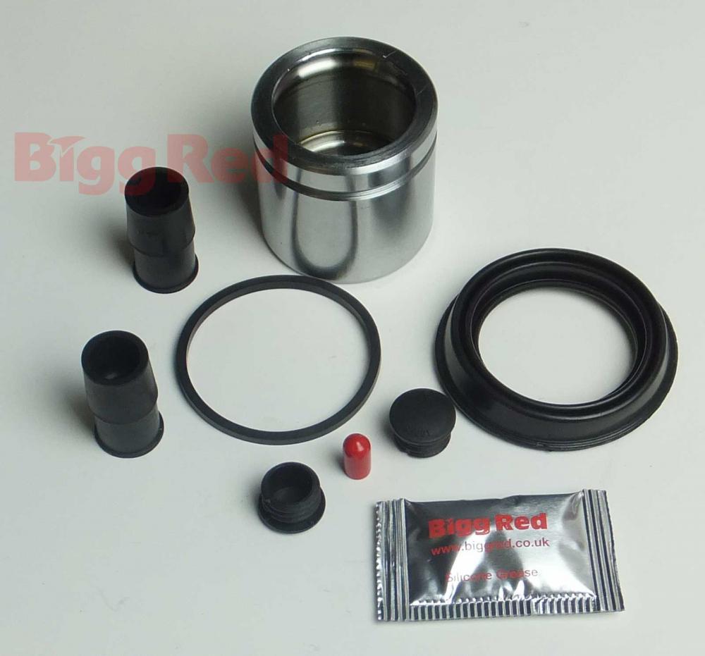 for VOLVO C70 2006-2013 FRONT /& REAR Brake Caliper Full Seal Repair Kit