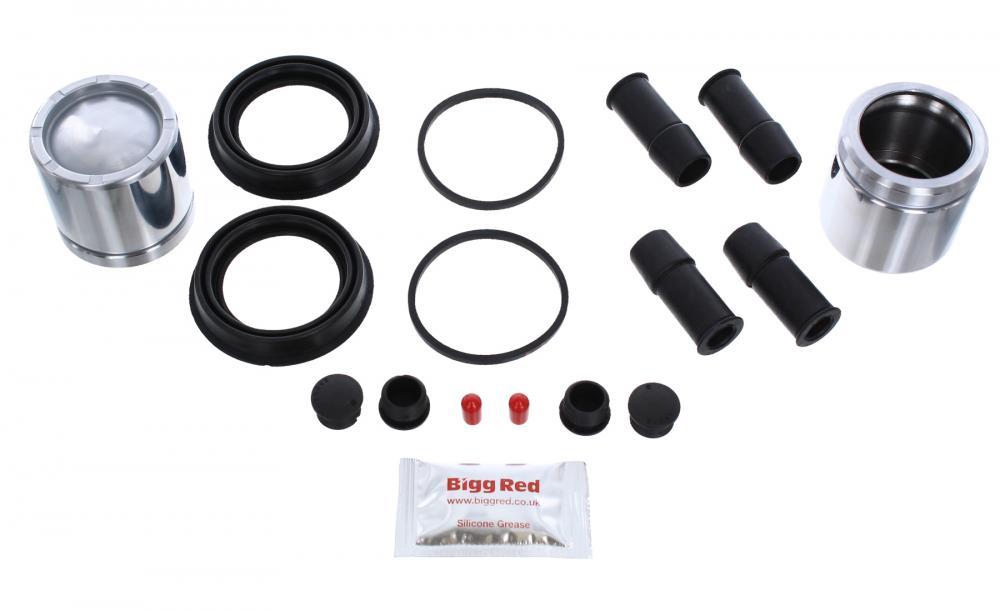 FRONT Brake Caliper Repair Kit BRKP16 Pistons for FORD SIERRA COSWORTH 1990-93