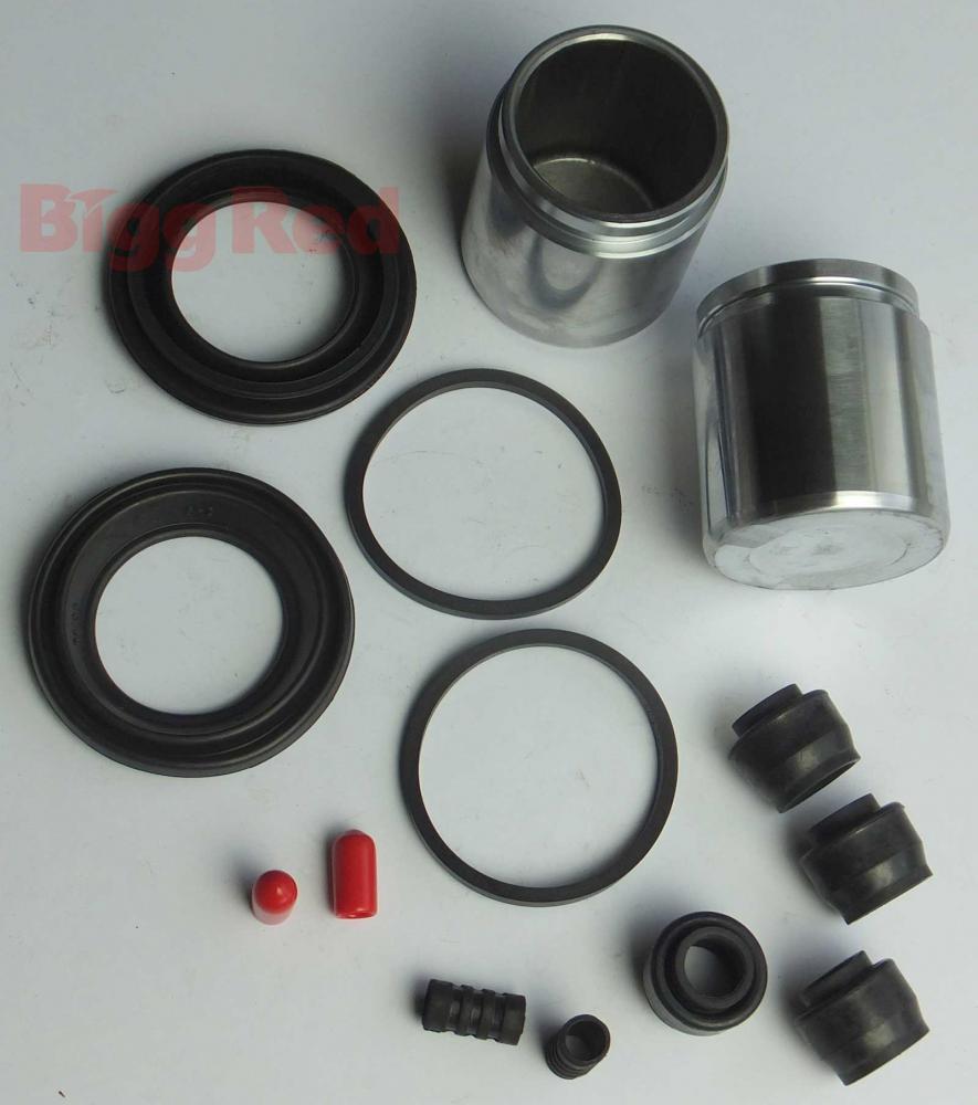 Brake caliper rear and its repair. Piston caliper brake rear