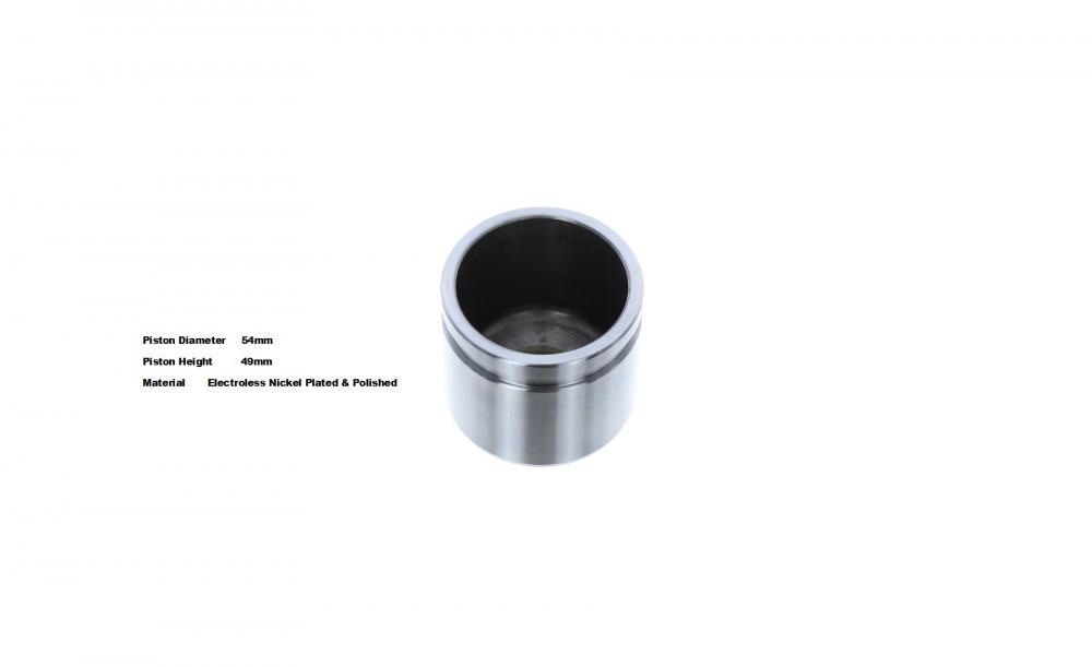 P4837 one FRONT Brake Caliper Piston for SUZUKI SWIFT /& VITARA