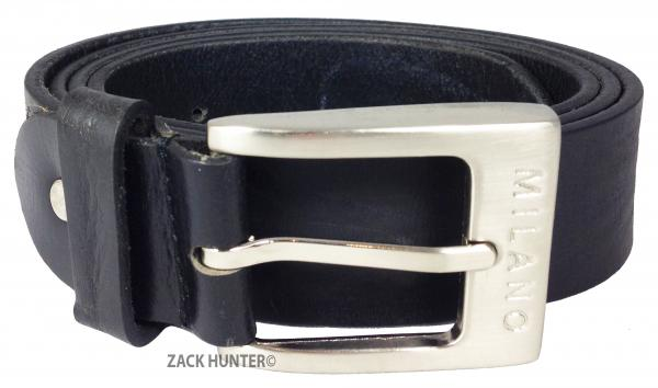 MENS LEATHER BELTS REAL 1.5
