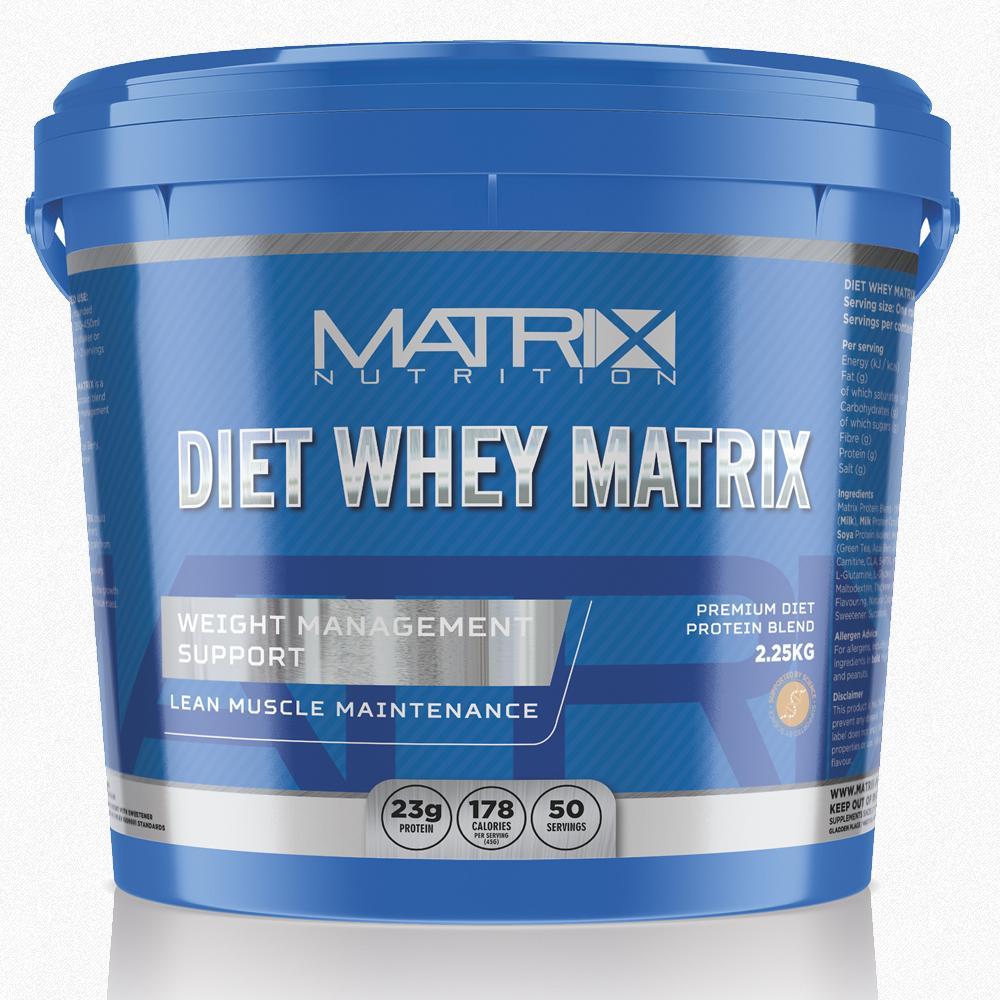 5kg Amp 908g Diet Whey Protein Powder Shake Drink Weight