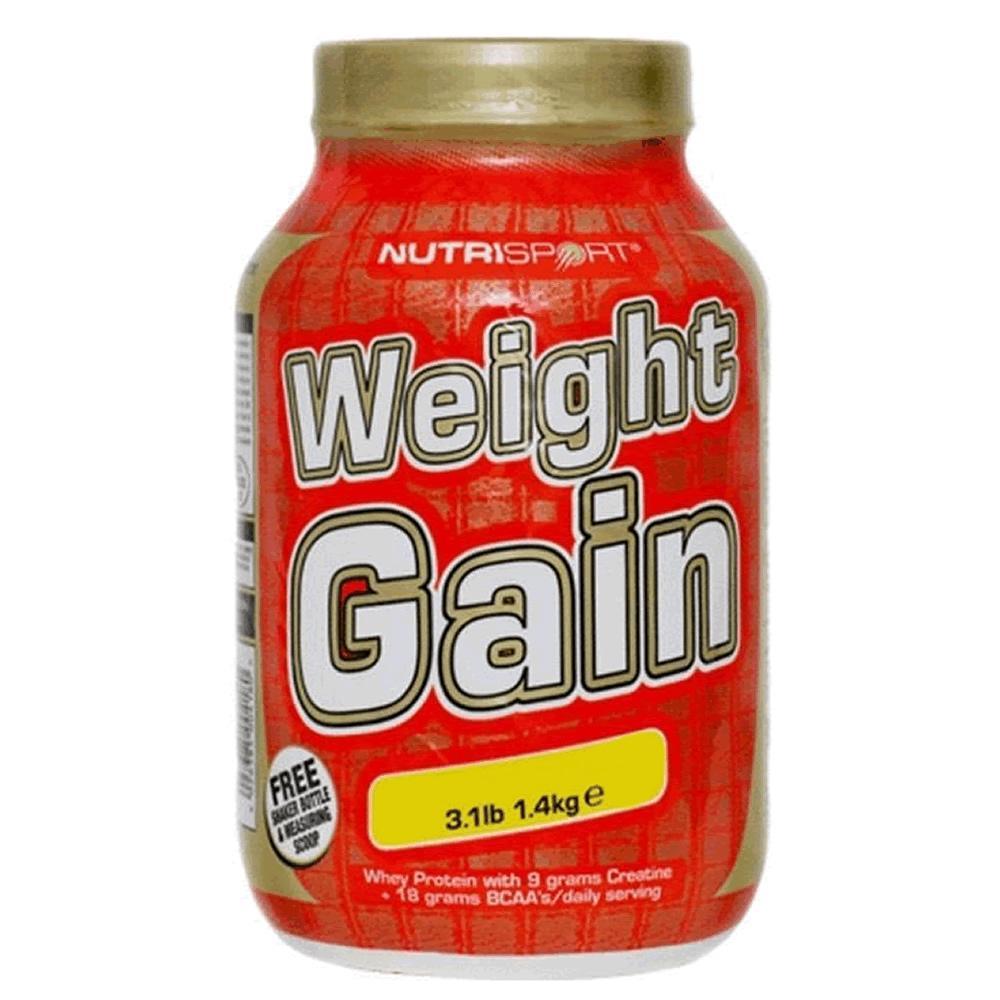 Nutrisport Weight Gain High Protein Powder Mass Gainer