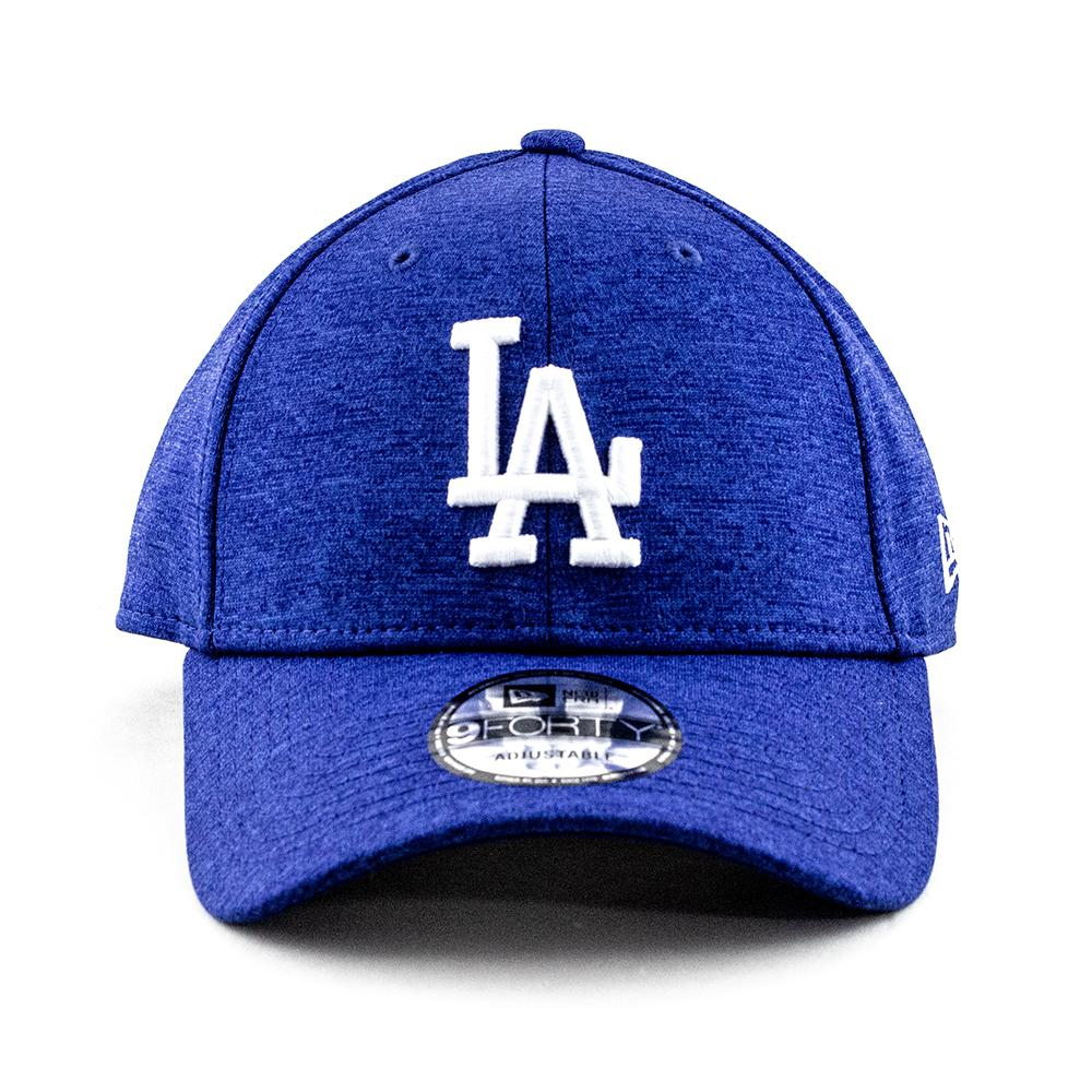 timeless design 66092 f8470 Los Angeles Dodgers New Era Cap MLB 9Forty Curved Brim Hat In Tech Royal  Blue