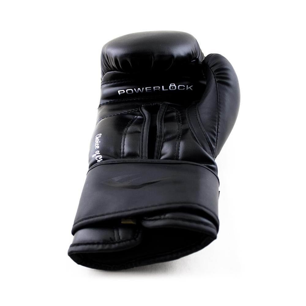 Shiv Naresh Teens Boxing Gloves 12oz: Everlast 16oz. Powerlock Training Boxing Gloves In Black