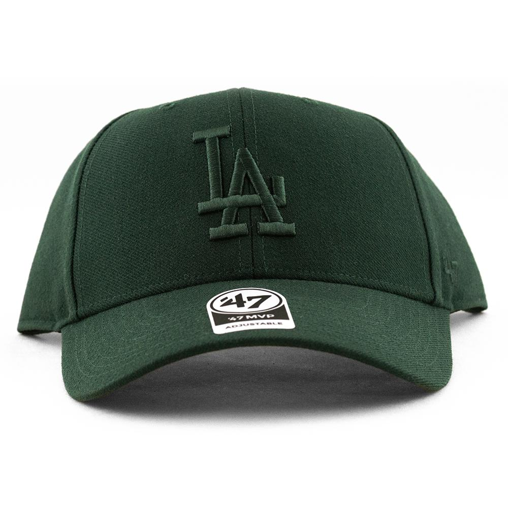 Details about Los Angeles Dodgers Dark Green MVP Hat Snapback  47 Brand MLB  Baseball Cap bf7c3ed2503c