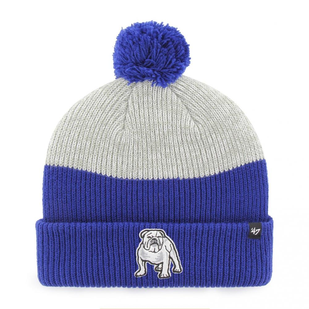 71172ed5b62 Details about New Canterbury-Bankstown Bulldogs NRL Supporter Beanie From 47  Brand