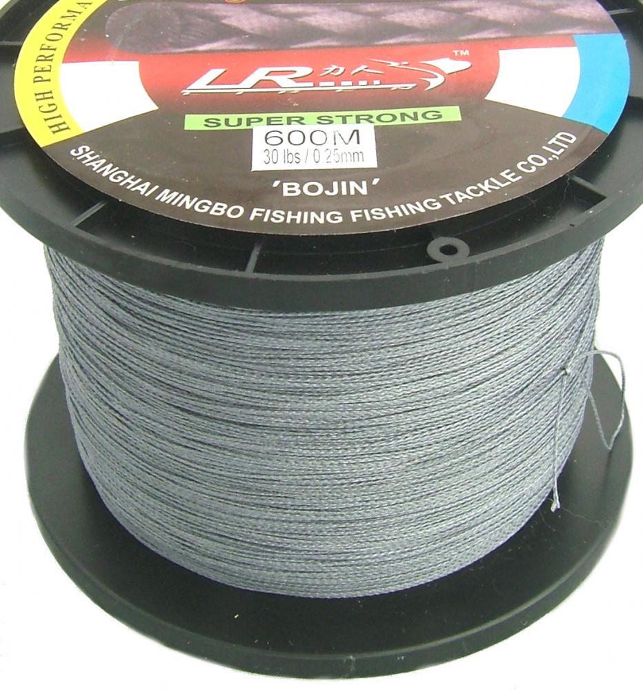 Lr braid fishing line 30lb 600m made from 100 uhmwpe for 30 lb braided fishing line