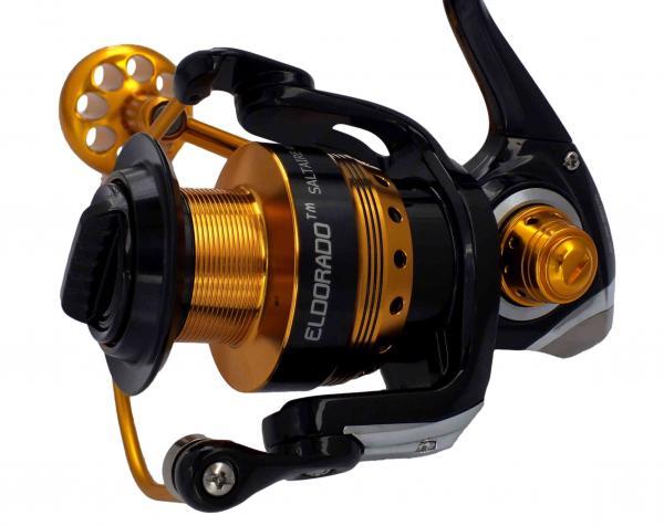 Eldorado Saltaire 4000ssw Fishing Jig Spinning Reel Full