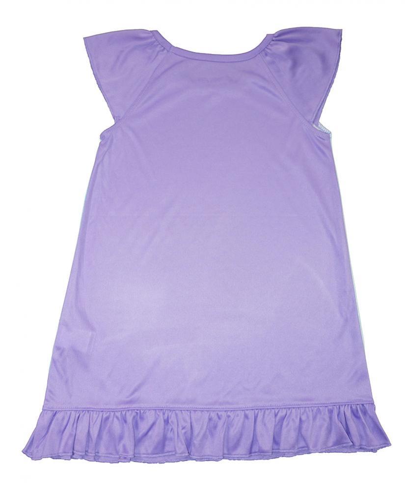 Disney Frozen Girls Elsa Pajama Nightgown Size 4 6 8 $38
