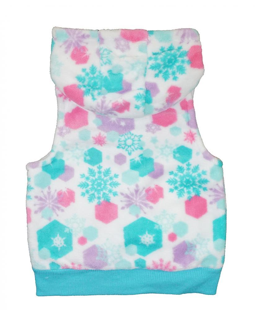 "Disney Girls Frozen /""Elsa/"" Vest 3pc Legging Set Size 4 5 6 6X"