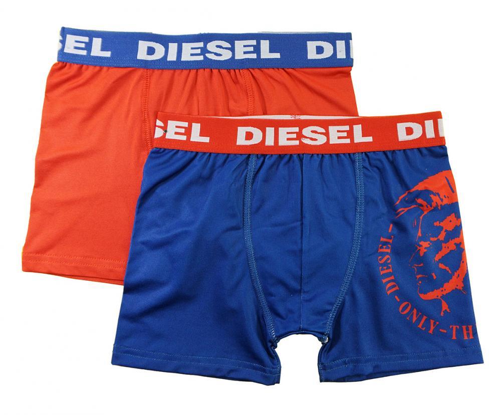 DKNY Boys/' Black /& Lime 2 Pack Performance Boxer Brief Size S M L XL