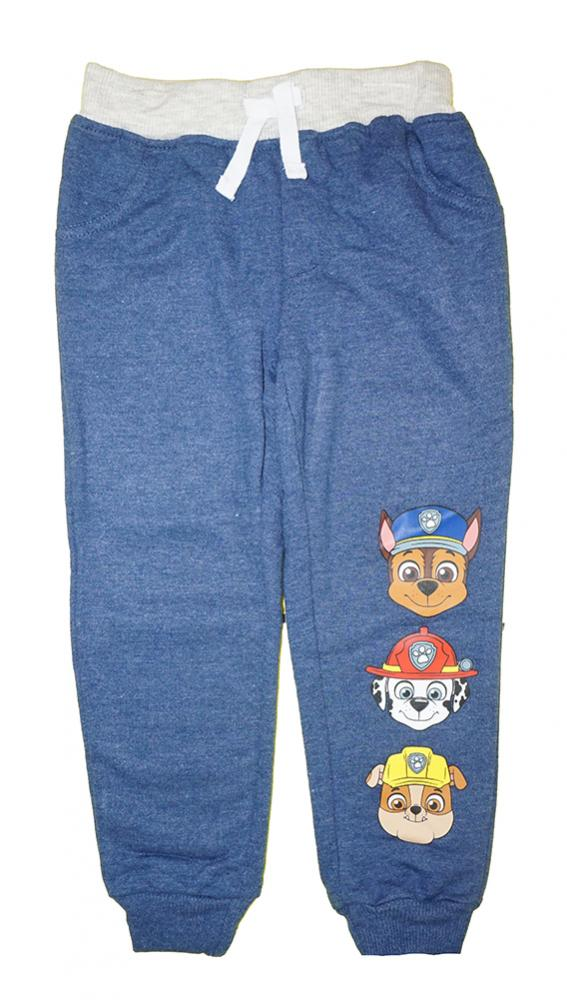 Paw Patrol Toddler Boys Blue /& Oatmeal Two-Pack Joggers Size 2T 3T 4T