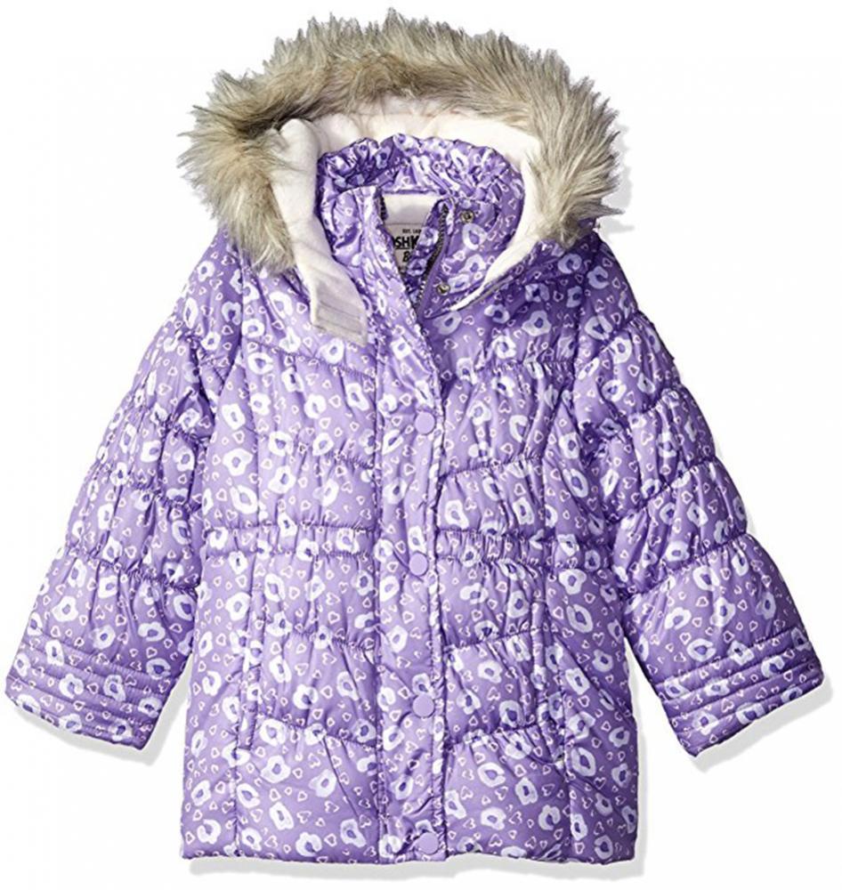 4T Toddler Girls OshKosh B/'gosh Purple or Pink 2pc Snowsuit Size 2T
