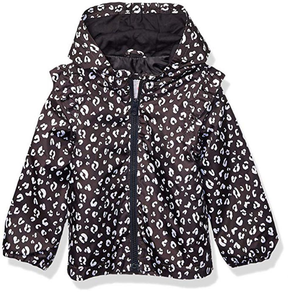 Carter/'s Little//Big Girls Windbreaker Jacket Size 2T 3T 4T 4//5 6//6X 7 8 10//12 14